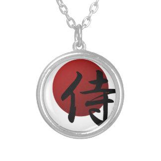 Collier Sun samouraï