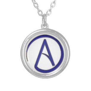 Collier Symbole d'athéisme