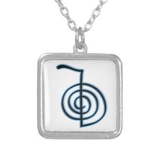 Collier Symbole de Cho Ku Rei Reiki