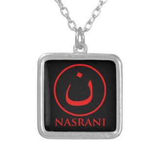Collier Symbole de chrétien de Nasrani
