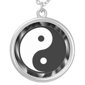 Collier Symbole de Yin Yang