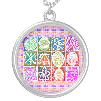 Collier Symboles curatifs de REIKI