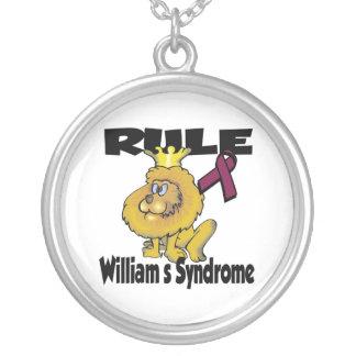 Collier Syndrome de Williams de règle