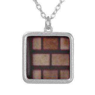 Collier texture de maçon