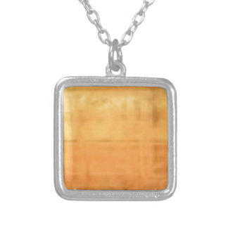 Collier texture douce bronzage