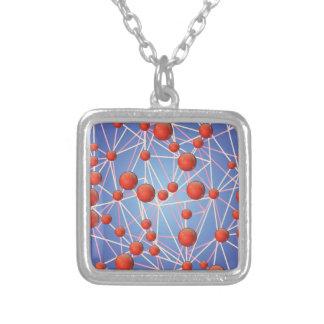 Collier texture moléculaire