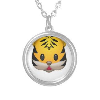 Collier Tigre mignon Emoji