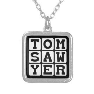 Collier Tom Sawyer, livre par Mark Twain