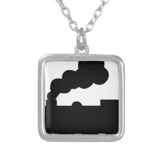 Collier Train de chemin de fer