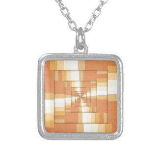 Collier Tranches d'orange