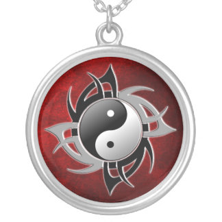 Collier TRIBAL 3D de YIN YANG