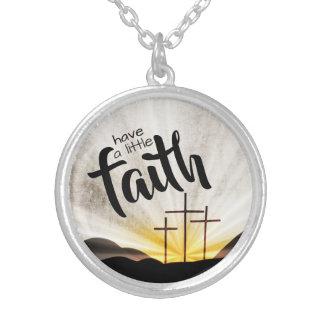 Collier Trois croix de foi