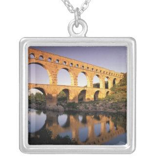 Collier UE, France, Provence, le Gard, Pont du le Gard