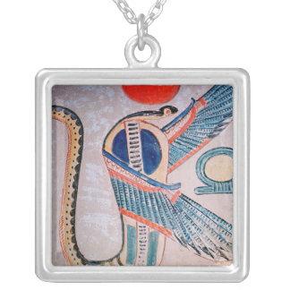Collier Un dieu de cobra, égyptien