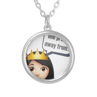 Collier un prince à partir d'Emoji