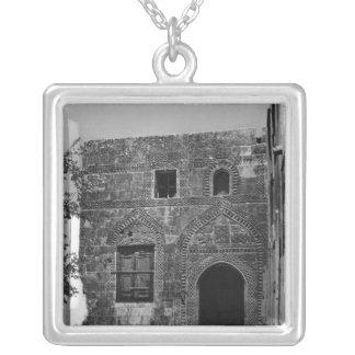 Collier Une vieille maison dans Lindos, Rhodes
