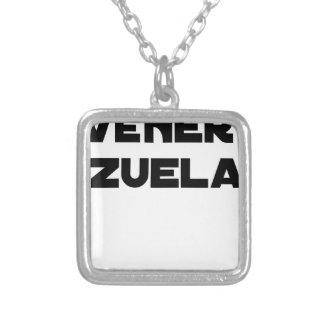 Collier VÉNER-ZUELA - Jeux de mots - Francois Ville
