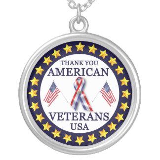 Collier Vétérans américains 2
