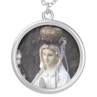 Collier Vierge Marie