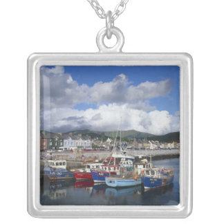 Collier Ville et port, Dingle, comté Kerry,
