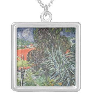 Collier Vincent van Gogh | le jardin de docteur Gachet