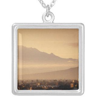 Collier Volcan d'Ixtaccihuatl