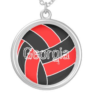 Collier Volleyball de la Géorgie