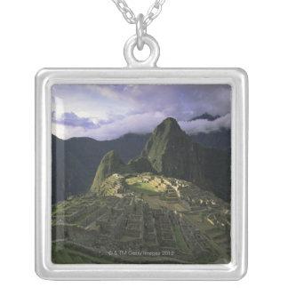 Collier Vue aérienne de Machu Picchu, Pérou