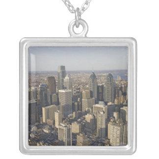 Collier Vue aérienne de Philadelphie, Pennsylvanie