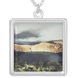 Collier Vue de lac Guatavita