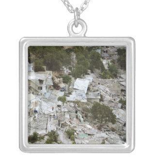 Collier Vue de Port-au-Prince, Haïti