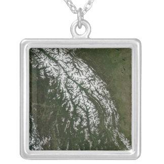 Collier Vue des montagnes rocheuses