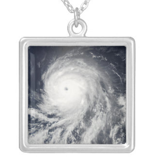 Collier Vue satellite d'ouragan Celia