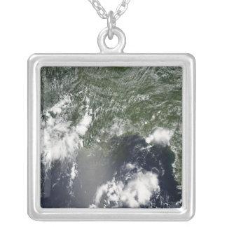 Collier Vue satellite du Golfe du Mexique