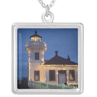 Collier WA, Mukilteo, phare de Mukilteo, établi