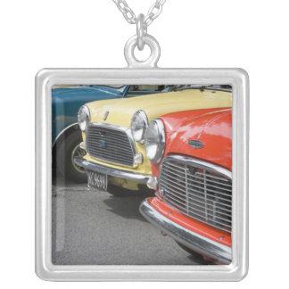 Collier WA, Seattle, automobile britannique classique