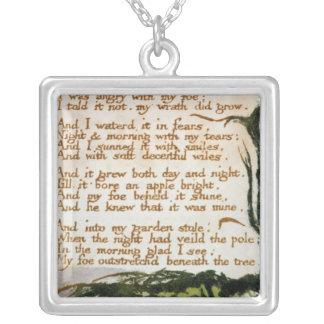 Collier William Blake | un arbre de poison