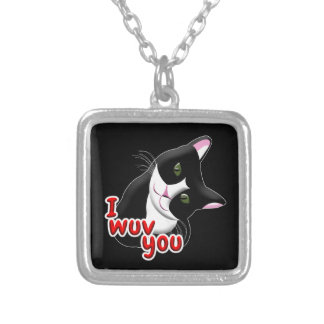 Collier Wuv I vous chat