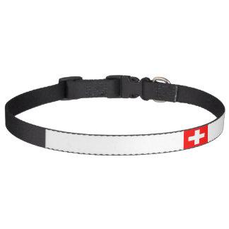 Colliers Pour Animaux Domestiques la Suisse flag.png