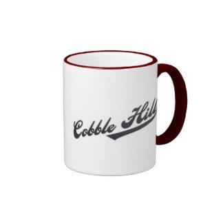 Colline de pavé mug à café
