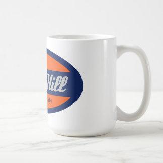 Colline de pavé tasses à café
