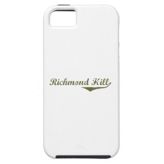 Colline de Richmond Coque iPhone 5