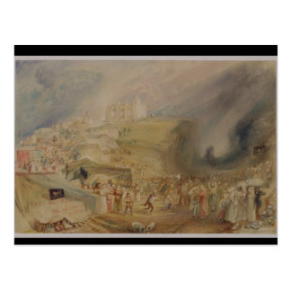 Colline de St Catherine, Guildford, Surrey, 1830 Cartes Postales