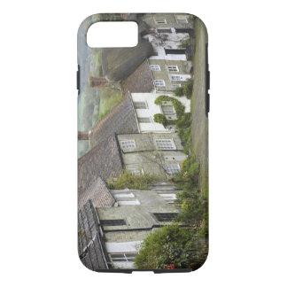 Colline d'or, Shaftesbury, Dorset, Angleterre, Coque iPhone 7