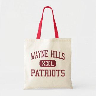 Collines de Wayne - patriotes - hautes - New Jerse Sacs