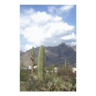 collines du sud-ouest de désert papeterie