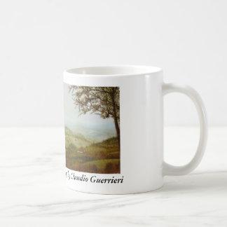 Collines toscanes mug