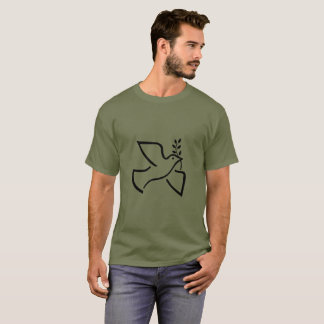 Colombe de paix t-shirt