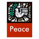 Colombe -- Paix avec Shakespeare Cartes De Vœux