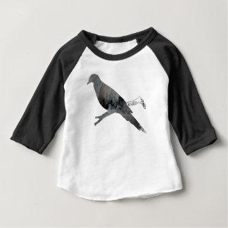Colombe T-shirt Pour Bébé